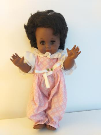Baby doll made in Germany