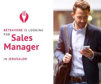 Beteavone seeks Sales Manager