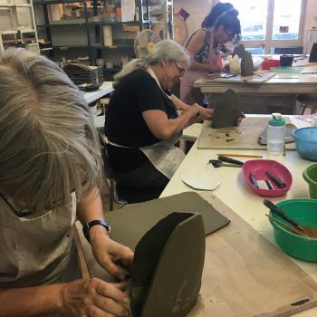 Assistant for Ceramic Studio