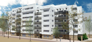 Don't Miss The Opportunity-New Apartments In A Tama 38 Building In German Colony!