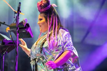 Netta Barzilai 'excited about new adventures'