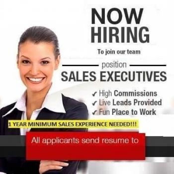 LOOKING FOR AN AMAZING SALES CAREER OPPORTUNITY??