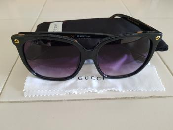Gucci Sunglasses GG0022SA  Brand New Never Worn