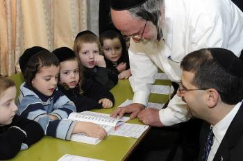 "AMAZING: In One Class in Kiryat Sefer, 21 Children with the Name ""Hillel"""