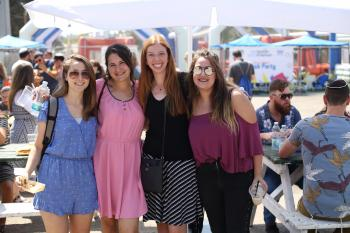 Nefesh B'Nefesh Hosts �Block Party� for over 1,000 Young Professional Olim