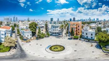 Tel Aviv opens center to celebrate 100 years of Bauhaus