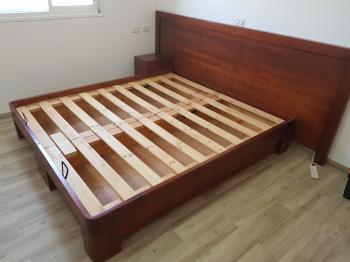 BEAUTIFUL REAL SOLID WOOD (EITZ MALEH) KOSHER BEDS FOR SALE!!