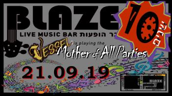 Blaze Rock Bar Turns 10!