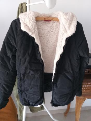 Moving sale New organic winter jacket Magnum