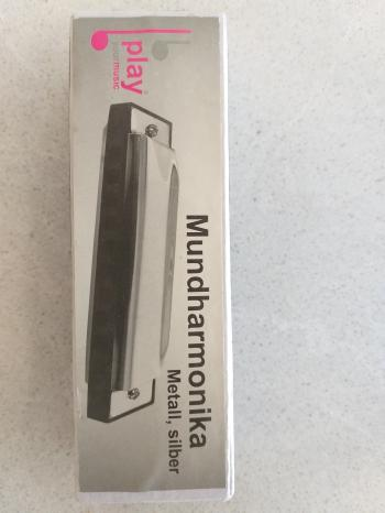 New small Harmonica made in Germany
