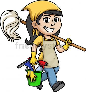 GOOD EXPERIENCED CLEANER
