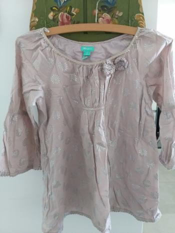 Festive Monsoon blouse 10-13 years, worn once