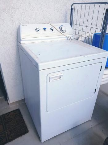 electric maytag big dryer