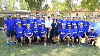 Israeli Baseball Team Wins Historic Spot at 2020 Olympics!