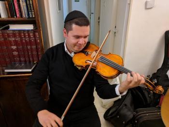Violinist and Teacher