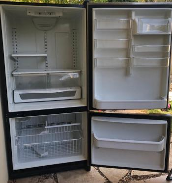 Amana fridge for sale