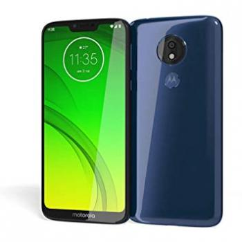 Moto G7 Power 64gb - unlocked (cracked screen) 400 NIS
