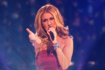 Diva Celine Dion books 2020 love day concert in Israel