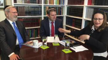 In Conversation: Rabbi Sacks and Sivan Rahav-Meir