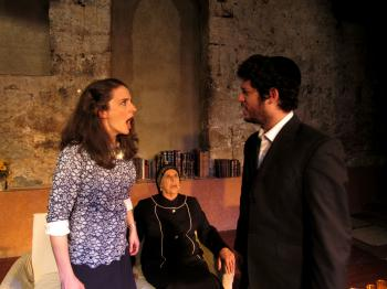 Israeli Conversion Debate - Theater in English at the Khan Theater