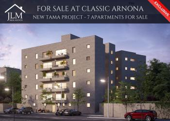 NEW TAMA PROJECT - 7 APARTMENTS FOR SALE