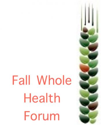 Whole Health Fall Forum