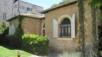 Authentic private house for rent in Talbieh - Balfour street