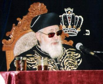 "Battle of the street name change - Will ""Rechov Hakablan"" in Har Nof become R' Ovadia Yosef?"