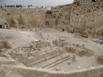 New historical site in the West Bank opens for Sukkot