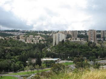Danya Cebus to build North Jerusalem bus station