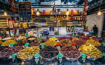 10 of the most fabulous open-air markets in Israel