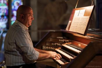 Francis in Music & Images in Yaffo