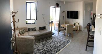 Charming Nachlaot  3 room, furnished