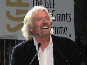 Sir Richard Branson: Israel is a country of great entrepreneurs
