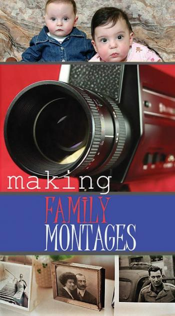 Learn how to create a winning montage for your upcoming party