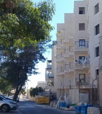 Luxury apartment-new development Mordot Bayit Vagan