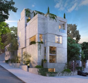 Duplex Garden Apartment for Sale in Old Katamon!