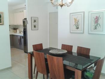Renovated Three Room Apartment in Old Katamon