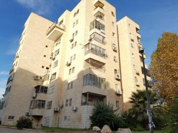 Large Apartment 4 room Apartment in Ramat Eshkol (Levi Eshkol)