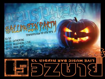 DeuSpera LIVE & HALLOWEEN PARTY