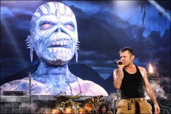 Heavy metal legends Iron Maiden coming to Israel?