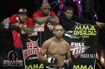MMA returns to Israel with Bellator 234
