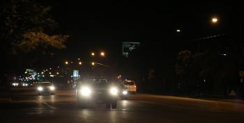 Reminder: Headlights on from November 1