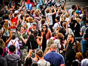 Flash mob to descend on Jerusalem to Dance For Kindness