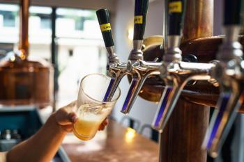 Jerusalem taken by 'Take-home draft beer'