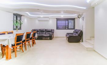 Two Room Apartment for Rent in Geulah - Jerusalem