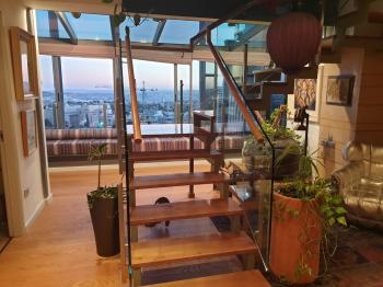 One of a Kind Penthouse, Panaromic View