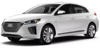 Lease new 2019 Hyundai Ioniq hybrid