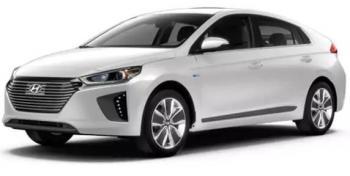 Lease new 2019 Hyundai Ioniq hybrid