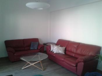 sublet 1 bedroom apt Jan 7 to Feb 27 near Emek Refaim